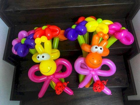 Balonky - Tvarování