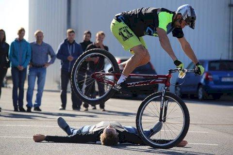 Bike Trial Show