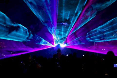 [laser show]21