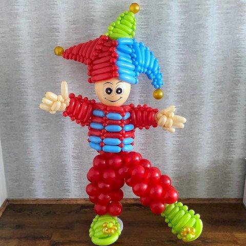 Balonky tvar 006