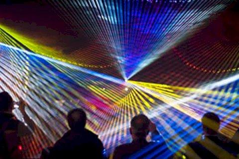 [laser show]11