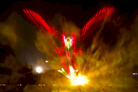[laser show]17