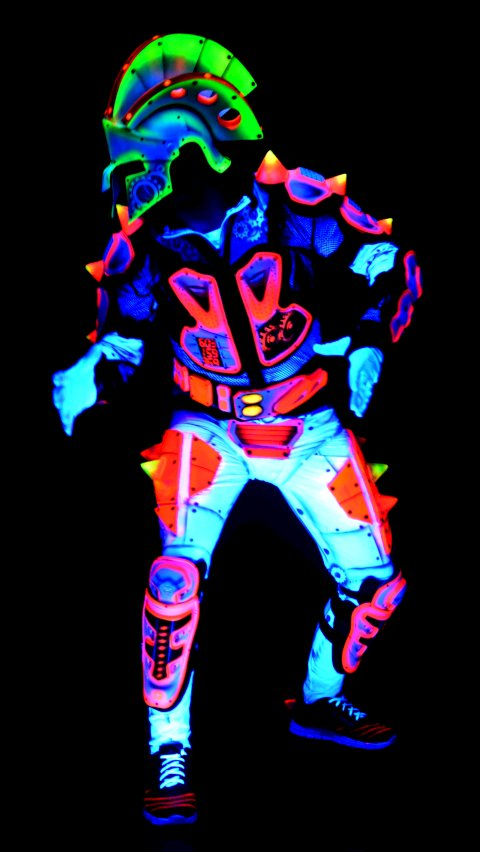 UV Electric boogie show  (2)
