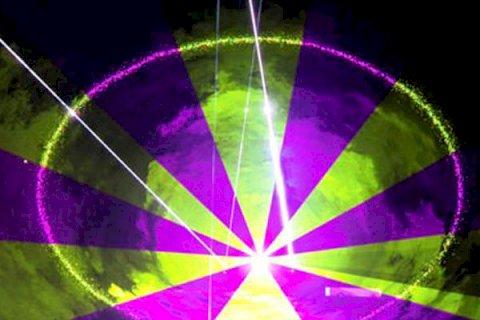 [laser show]02