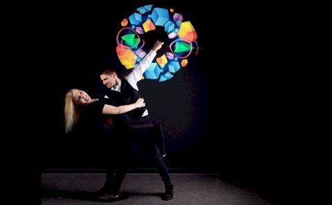 Světelná Show Duo T&M