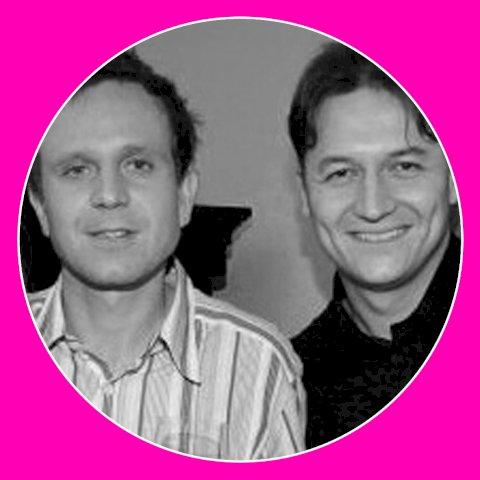 Vojtěch Bernatský a Petr Svěcený