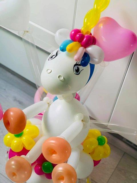 Balonky tvar 010
