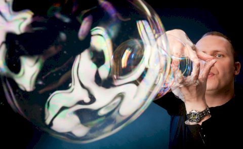 [Bubble Show Matej Kodes]011