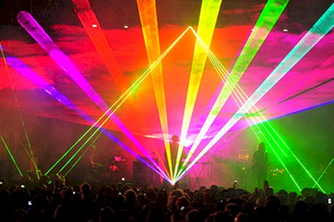 [laser show]04